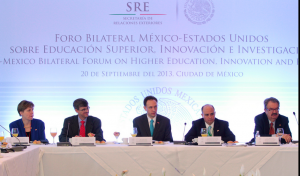 Foro bilateral de educacion superior