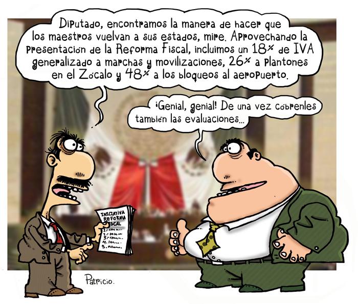Iniciativa - Patricio