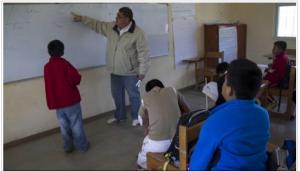 escuelas de Oaxaca