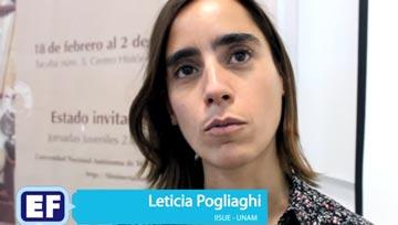 Egresados universitarios, con mayores niveles de desempleo: Leticia Poghliagi