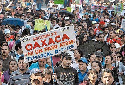 CNTE-Oxaca