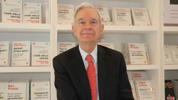 Reforma educativa debe fomentar el impulso de líderes escolares: Álvaro Marchesi