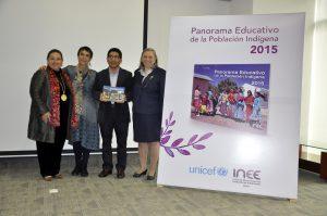 Panorama educativo población Indígena