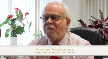 Entrevista Arturo Velázquez, director del ILCE