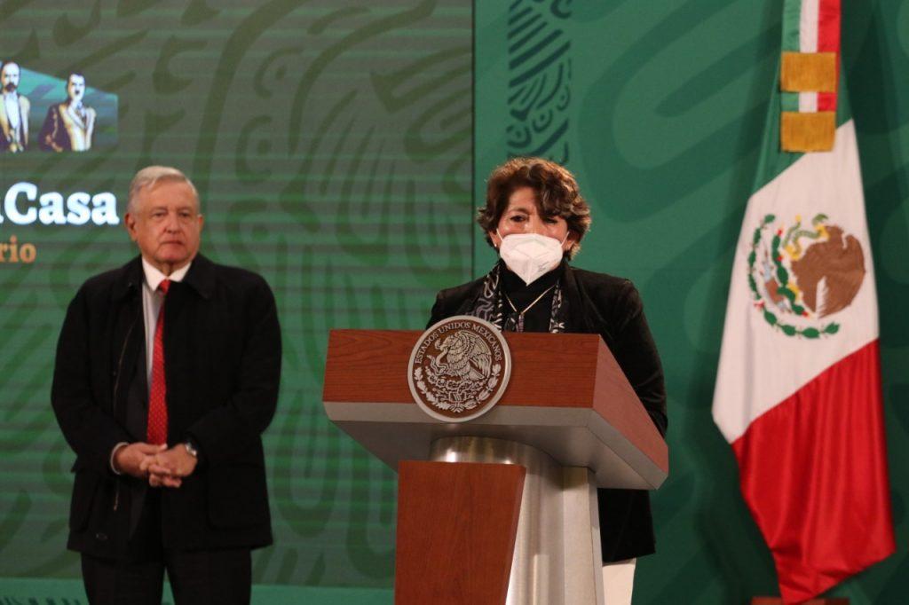 Revisaré transparencia en procesos de ingreso, permanencia y promoción docente: Delfina Gómez
