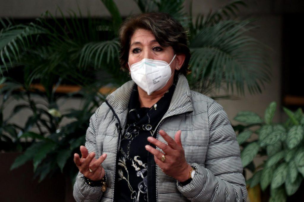 Conozco perfectamente los problemas de la educación mexicana y estaré cerca de los maestros: Delfina Gómez